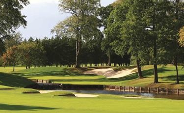 Whittlebury Hall golf